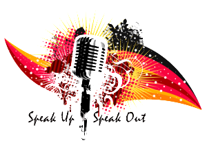 SpeakUP and SpeakOut Logo w text copy
