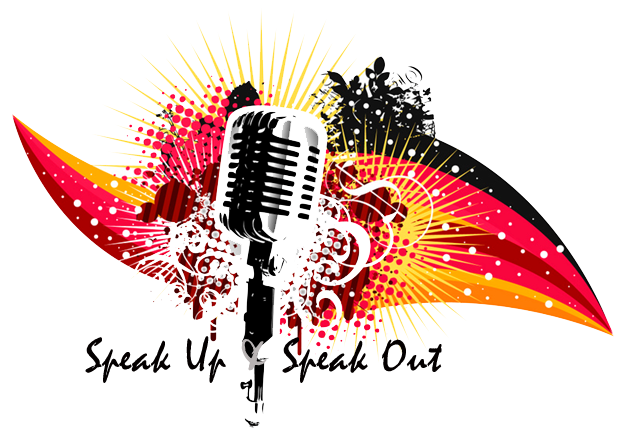 Speak Out Clipart